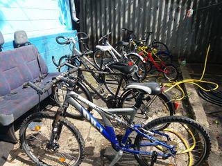 Biciklete aduse din germanea