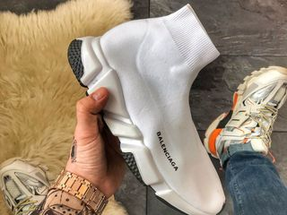Balenciaga Speed Trainer White Unisex