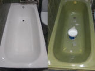 Профессиональная реставрация ванн по всей Молдове