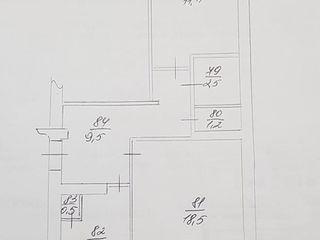 Продается 2-х комнатная квартира улучшенной планировки. Торг уместен.