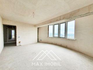 Apartament spațios de 57 m.p,  Bloc nou din cărămidă, dat în exploatare, 2 balcoane.