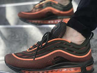Nike Air Max 97 Black/Orange