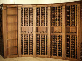 Винный / Vinarie погреб на заказ, винные стеллажи и барные стойки в Кишинёве
