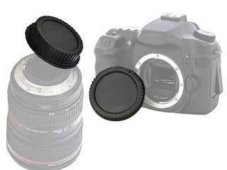 Capac Canon Body și lentilă