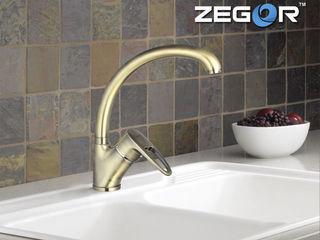 Смесители для кухни Zegor. Robinete Zegor. Гарантия качества и низкие цены.