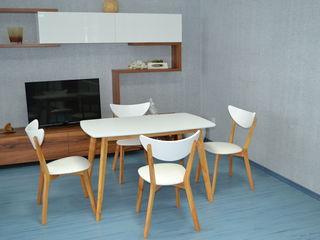 Новинка! Столы и стулья в стиле Скандинавский дизайн.