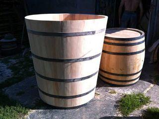 Butoaie din lemn(stejar) facem la comanda