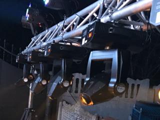 Capuri Moving Head Stairville MV250H
