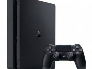 Playstation 4 slim 1T / Игры/Джойстик