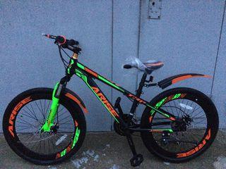 Bicicleta noua adusa din germania arise