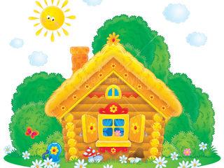 Срочно!Тёплая,уютная 3 комн. кв.,в/у,мебель,техника,гараж на земле в Фалештах!