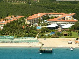 """- с 02 мая 2019 вылет ...Турция .... отель """" Queen's Park Le Jardin 5 * """" от """" emirat travel """""""