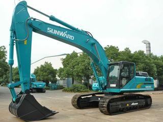 Excavator pentru cariera SWE365E-3