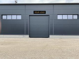 Spațiu industrial de închiriat, 680 mp. Intrare și parcare proprie. Сдаётся склад!