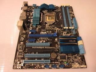 Asus p8p67 socket 1155