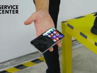 Iphone X  Ecranul de a crapat -Luăm, reparăm, aducem !!!