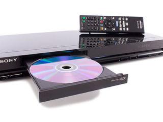 Blu-ray Disc Player + 3D & flash, internet, wi-fi