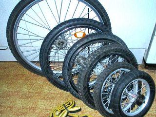"""Куплю б/у колёса 16"""" -  28"""" . Куплю б/у шины 16"""" -  28"""" не убитые. По цене велосипеда не предлагать!"""