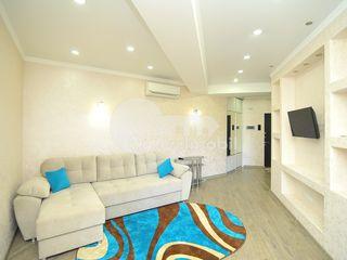 Apartament cu 2 camere, reparație euro, str. Melestiu, 400 € !