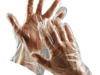 Одноразовые перчатки Duck из полиэтилена