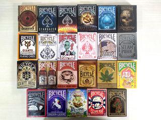 Игральные карты bicycle / carti de jucat новые карты