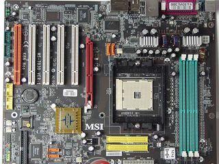 MSI K8N Neo Platinum - motherboard - ATX - Socket 754 - nForce3 250Gb