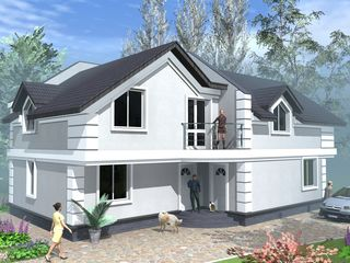 Chirie 2 case cuplate (duplexuri) m.Bălți, sector Centru