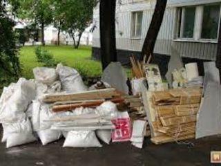 Вывоз мусора из квартир,дач.гаражей.офисов.быстро и недорого.