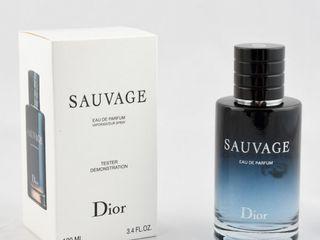 Christian Dior Sauvage Tester