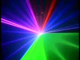 Laser UK Rainbow Vision многоцветный, рисующий лазер