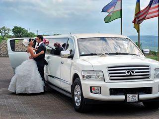 Большой прокат лимузинов недорого!!  Limuzine Cadillac Escalade - 2008  45 e