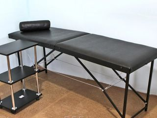 Кушетка складная! для массажа выдерживает вес 150 кг ! Гарантия 3 месяца! Доставка бесплатно.