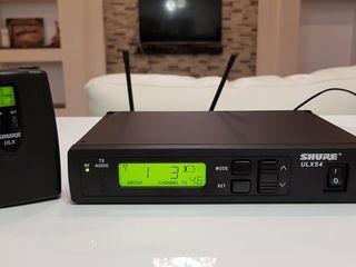Shure ULXS 14 (662-698 MHz) Made In Mexico microfon pentru instrument