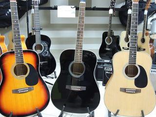 New . Электроакустическая гитара Сolombo -  2650 лей !