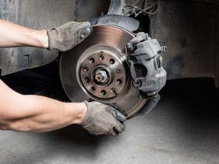 Repararea frânelor la automobile, în Chisinău