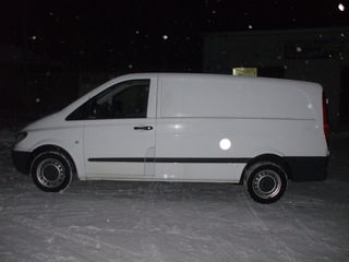 Mercedes 2008vito Long 111cdi