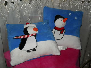 Продам две подушечки размер 30Х30 за 70 лей