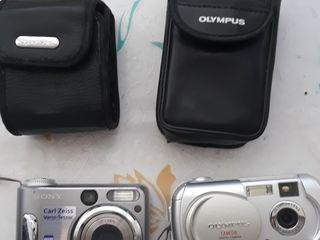 Sony Cyber-Shot DSC-S60       Olympus Camedia C-150 - digital camera
