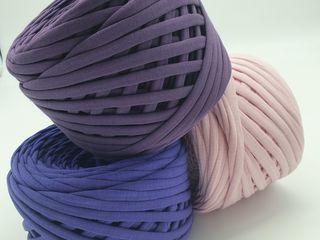 Benzi textile. Трикотажная пряжа. Bobine fire tricotaj pentru crosetat, tricotat, tesut. Tрикотаж.