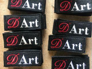 Broderie la comanda / etichete / вышивка на заказ