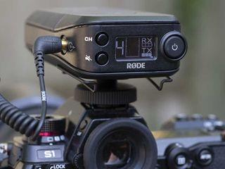 Microfon wireless sistem Rode RodeLink Filmmaker Kit. Livrare gratuita în toată Moldova