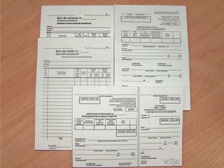 Купить бланки на самокопирующейся бумаге в Varo-Print по адресу Aлександри,72!