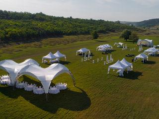 Палатки . Шатры для мероприятий