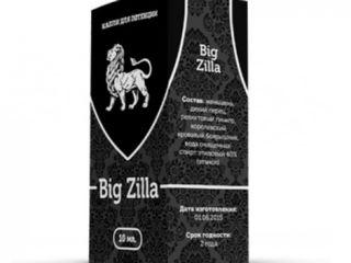 Picaturi pentru potentie «Big Zilla»