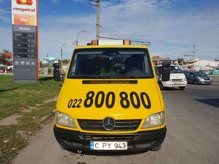 Evacuator cu macara 7 t  Chisinau!