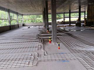 Instalarea sistemelor de încălzire, alimentare cu apă și canalizare, sisteme de ventilare