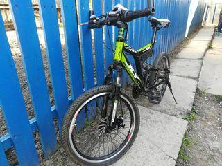 Подростковый горный велосипед в отличном состоянии