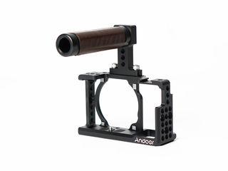 Camera cage Andoer for Sony A6500/A6400/A6300/A6000/NEX7