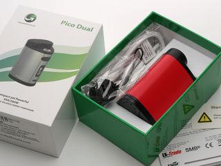 Из Германии оригинальные Eleaf Pico Dual 200W, aspire NAUTILUS.