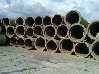 Трубы напорные (тн)- дюкер ж/б (диаметр- 600 мм, 800 мм, 1000 мм, 1200 мм). есть доставка.
